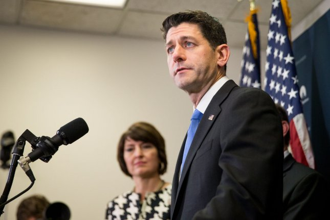 Speaker of the House Paul Ryan said he doesn't plan to retire anytime soon. Photo by Erin Schaff/UPI