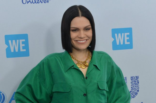 Singer Jessie J is pushing back on people who are comparing her online to her rumored boyfriend's ex-wife. File Photo by Jim Ruymen/UPI