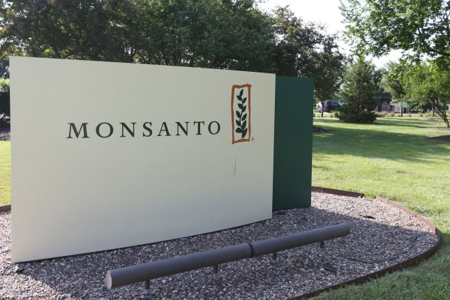 Bayer, the German company that owns Monsanto, said the active ingredient in Roundup does not cause cancer. File Photo by Bill Greenblatt/UPI