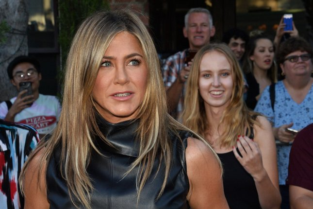 Friends alum Jennifer Aniston will be honored at the E! People's Choice Awards in November. File Photo by Jim Ruymen/UPI