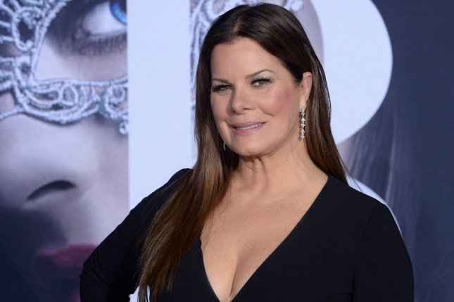 Actress Marcia Gay Harden is to co-star in Amy Poehler's comedy film Moxie.  File Photo by Jim Ruymen/UPI