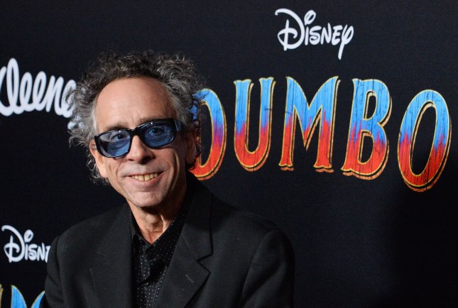 Director Tim Burton is working on a Netflix comedy series about Wednesday Addams. File Photo by Jim Ruymen/UPI