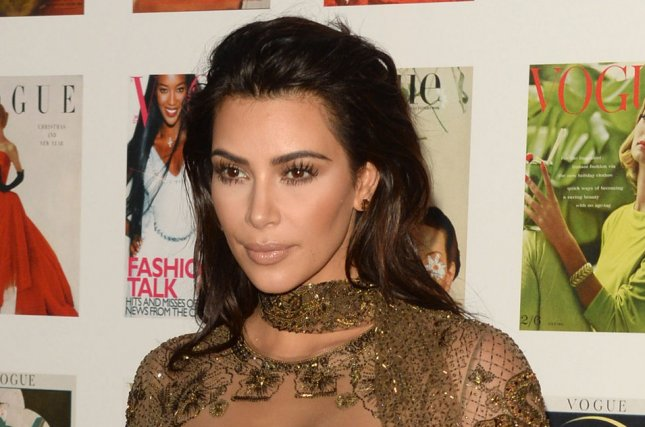Kim Kardashian at the Vogue 100 gala on May 23. The reality star was cut from The Hills Season 3. File Photo by Paul Treadway/UPI