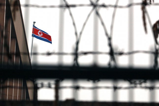 Detainees held in North Korea's pretrial detention system face torture, unpaid labor and sexual abuse, according to a report by Human Rights Watch released on Monday. Photo by Stephen Shaver/UPI