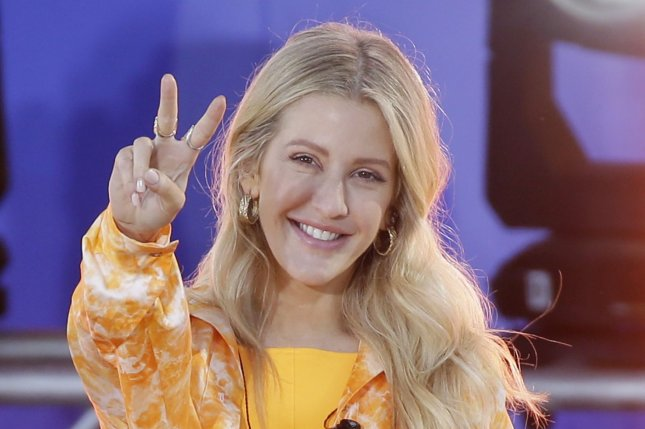 Ellie Goulding is expecting her first child with her husband, Caspar Jopling, and discussed the challenges of pregnancy in a new interview. File Photo by John Angelillo/UPI