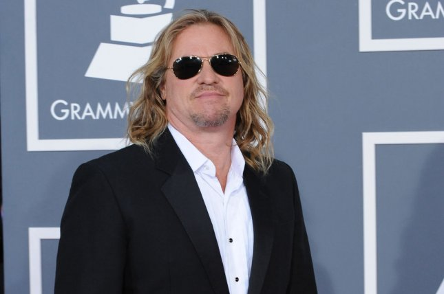 Val, a new film about the life and career of actor Val Kilmer, is coming to Amazon Prime Video in August. File Photo by Jim Ruymen/UPI