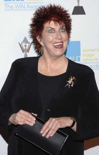 Actress Marcia Wallace arrives for the 13th annual 2006 WIN Awards Gala held at the Freud Playhouse at UCLA in the Westwood area of Los Angeles on November 1, 2006 . (UPI Photo/ Phil McCarten)