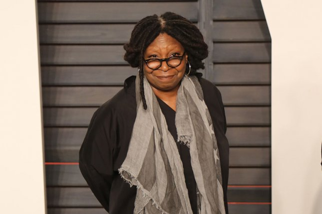 Whoopi Goldberg attends the 2016 Vanity Fair Oscar party in Beverly Hills on February 28, 2016. File Photo by David Silpa/UPI