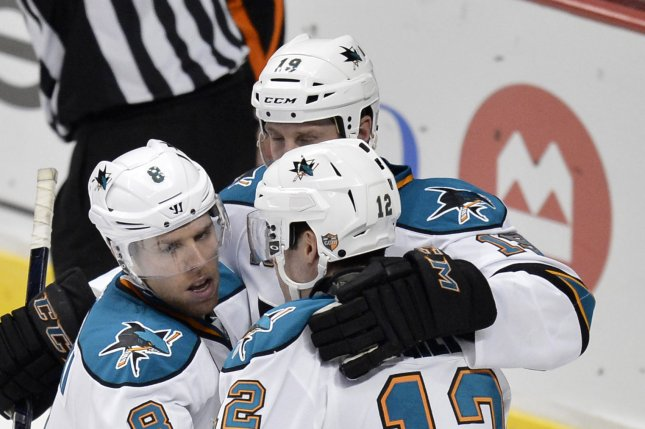 Joe Pavelski scores fastest playoff goal in Sharks history