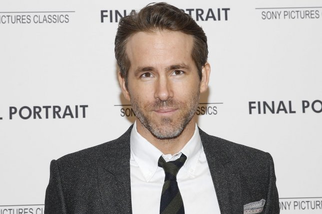 Deadpool star Ryan Reynolds has released a new poster for Once Upon a Deadpool that features Fred Savage. File Photo by John Angelillo/UPI