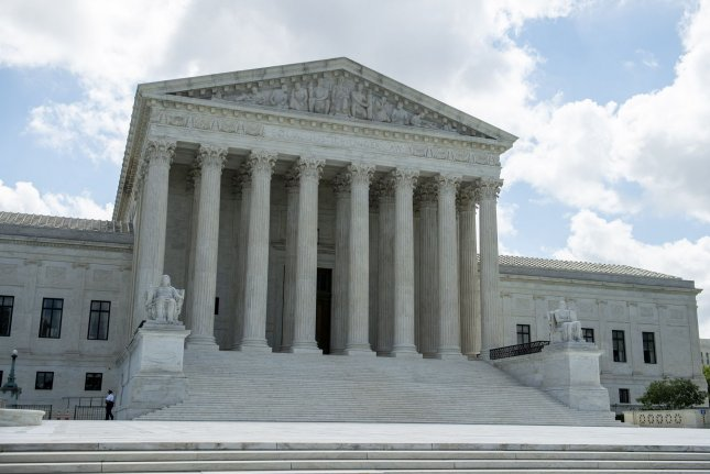 The U.S. Supreme Court ruled early Tuesday that four federal executions that had been blocked on Monday can proceed. Photo by Kevin Dietsch/UPI