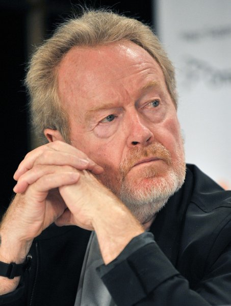 Ridley Scott attends the Toronto International Film Festival press conference for Cracks directed by his daughter Jordan Scott at the Sutton Place Hotel in Toronto, Ontario on September 12, 2009. UPI /Christine Chew