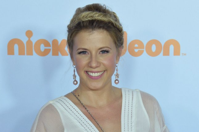 Jodie Sweetin has to be $2,800 in child support to her ex-husband Morty Coyle. File Photo by Jim Ruymen/UPI