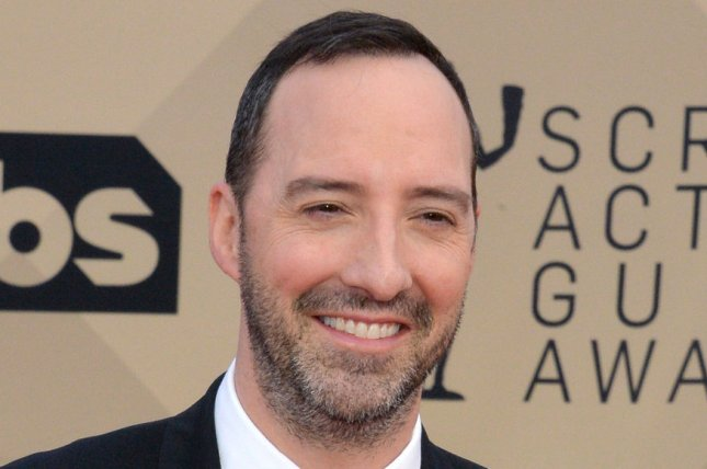 Tony Hale stars in the new trailer for Arrested Development Season 5 - Part 2 alongside Jason Bateman and Michael Cera. File Photo by Jim Ruymen/UPI