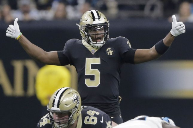 official photos 3a1dd 21fd2 Teddy Bridgewater expected to stay with New Orleans Saints ...