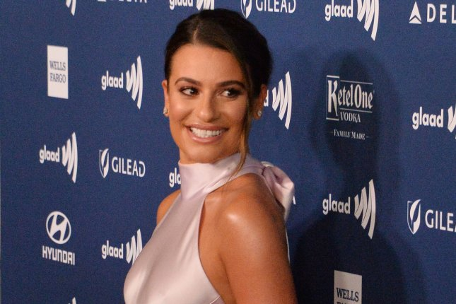 Lea Michele will play Ariel in The Little Mermaid: An Immersive Live-to-Film Concert Experience. File Photo by Jim Ruymen/UPI