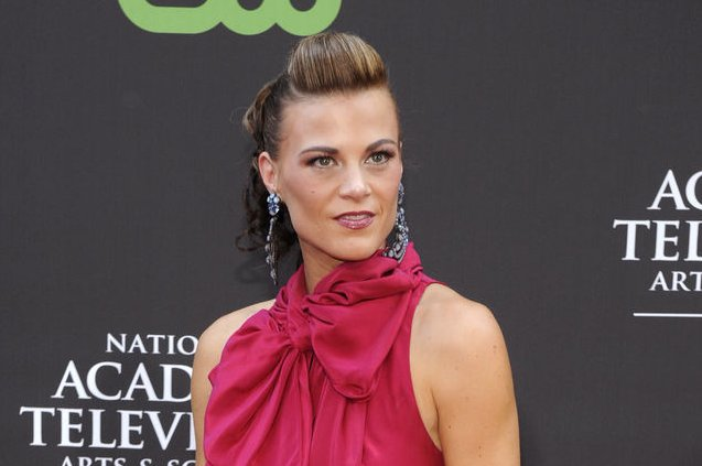 The Young and the Restless star Gina Tognoni attends the 36th Annual Daytime Emmy Awards on August 30, 2009. Tognoni was nominated Wednesday as part of the 2017 Emmy Awards for Outstanding Lead Actress in a Drama Series. File Photo by Phil McCarten/UPI