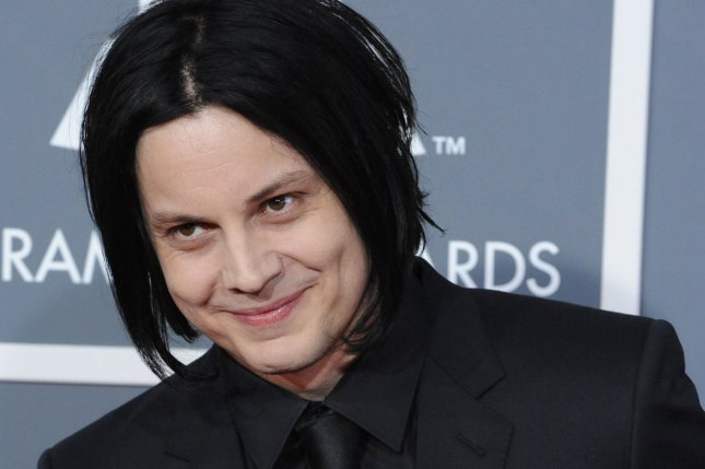 Jack White's Boarding House Reach is No. 1 on the Billboard 200. File Photo by Jim Ruymen/UPI