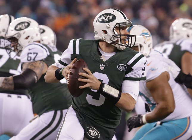 Jets releasing QB Bryce Petty