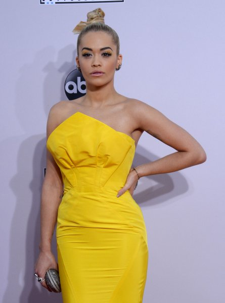 Rita Ora says her 'Fifty Shades of Grey' role led to other opportunities in film. (UPI/Jim Ruymen)