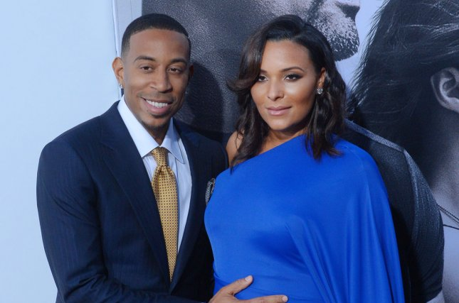 Ludacris Wife Eudoxie Welcome First Child Upi Com