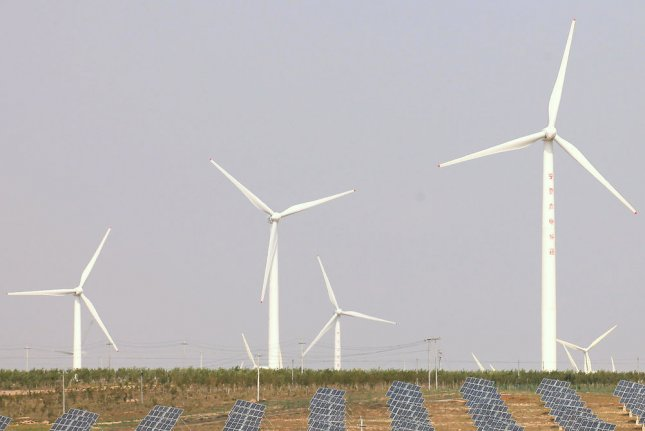 GE, Invenergy build wind farm in Oklahoma, biggest in the US