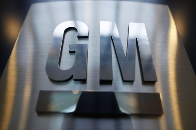 General Motors Canada attempted before the game Sunday to get the auto workers union to scrap the television commercial. File Photo by Brian Kersey/UPI