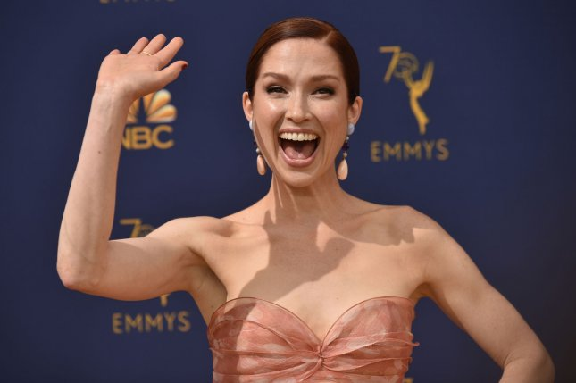Unbreakable Kimmy Schmidt star Ellie Kemper. Netflix will officially end the comedy series with an upcoming interactive special. File Photo by Christine Chew/UPI