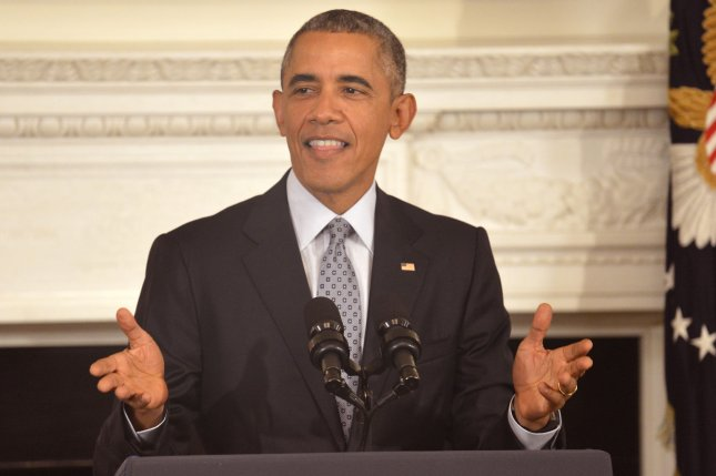 On Monday, October 5, 2015, U.S. President Barack Obama announced plans to create two new marine sanctuaries in the U.S. Photo by Mike Theiler/UPI