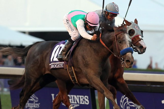 Arrogate tops California Chrome, rolls in Pegasus World Cup