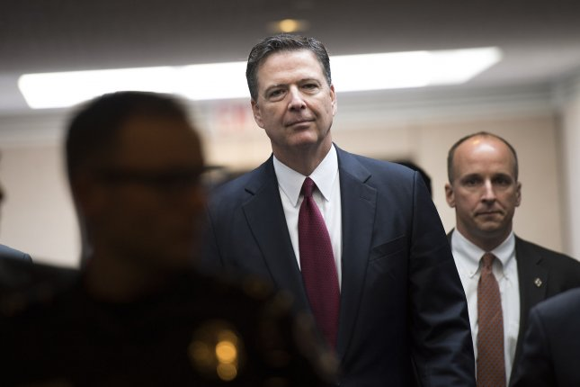 Watchdog report faults Comey as 'insubordinate'
