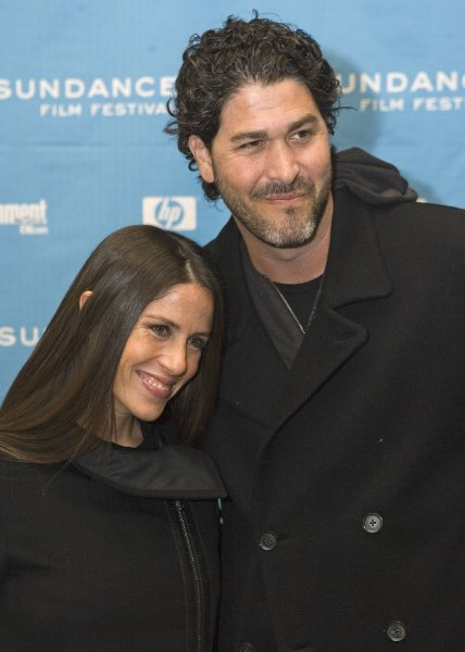 Actress Soleil Moon Frye and her husband Jason Goldberg attend the premiere of Spread at the 2009 Sundance Film Festival in Park City, Utah on Jan. 17, 2009. Photo by Gary C. Caskey/UPI