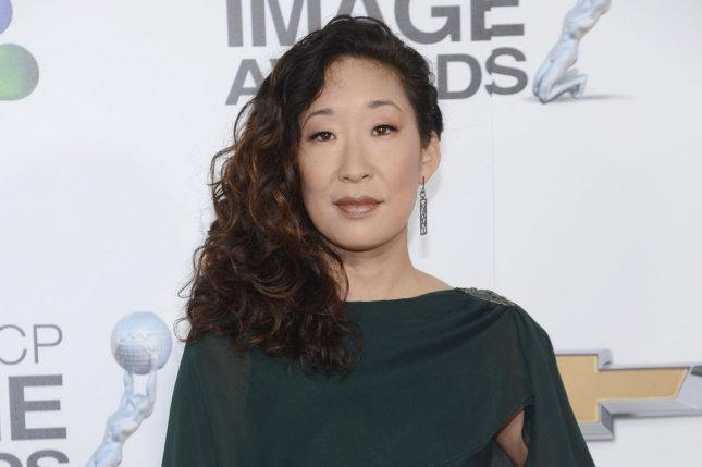 Sandra Oh arrives for the 44th NAACP Image Awards on February 1, 2013. The actress has landed the lead in BBC America's new series Killing Eve. File Photo by Phil McCarten/UPI