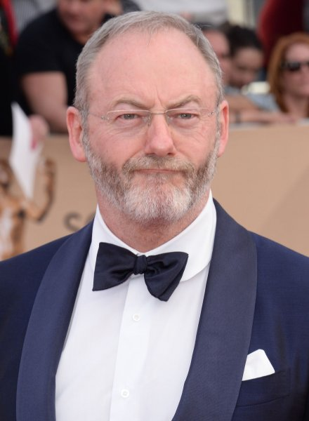 Game of Thrones actor Liam Cunningham arrives for the SAG Awards in Los Angeles on January 29. File Photo by Jim Ruymen/UPI