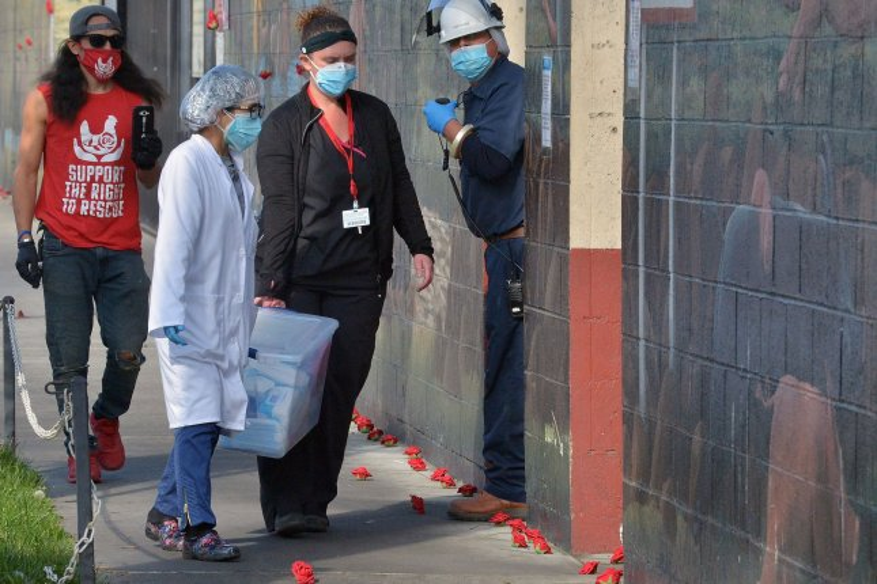 U.S. adds 30,000 COVID-19 deaths in December