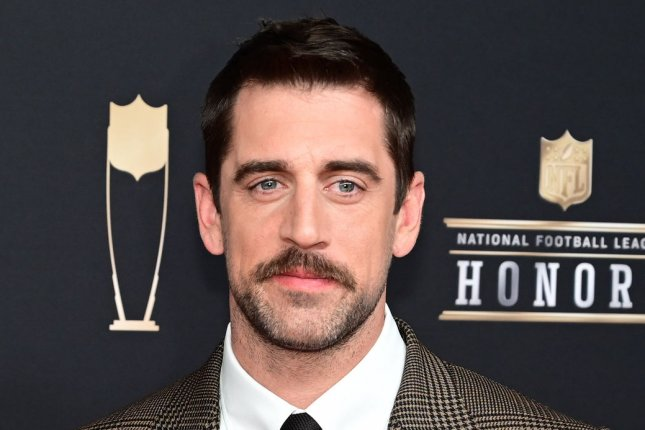 Aaron Rodgers, who has donated $1 million to assist businesses that have been impacted by COVID-19 in his hometown of Chico, Calif., also donated $1 million to assist with 2018 wildfire relief efforts in Butte County, Calif. File Photo by David Tulis/UPI