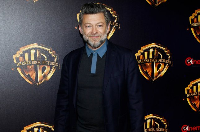 Andy Serkis is set to direct and produce Animal Famr for Netflix with Matt Reeves also producing. File Photo by James Atoa/UPI