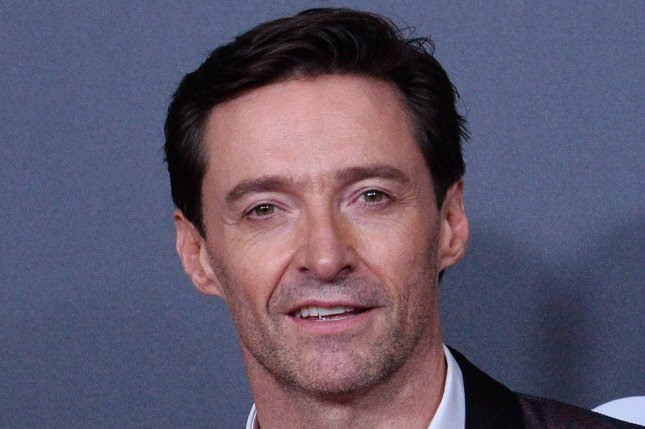 Hugh Jackman is one Oscar away from achieving EGOT status after winning a Grammy. File Photo by Jim Ruymen/UPI