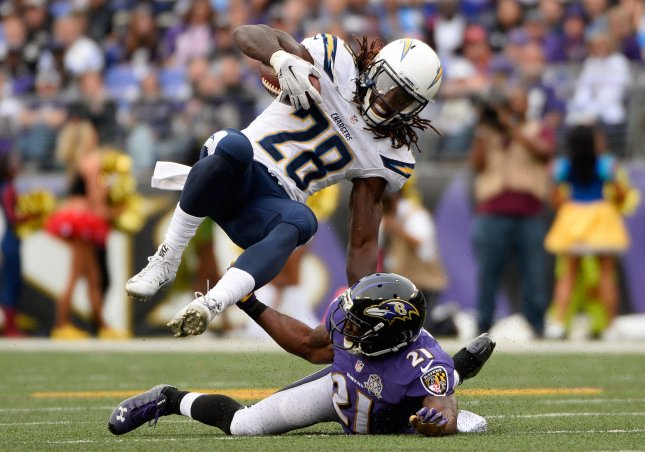 Chargers player heard venting 'Every game's an away game!