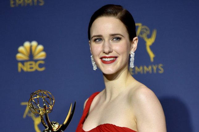 The Marvelous Mrs. Maisel star Rachel Brosnahan. Amazon has released a trailer for Season 2 of the series. File Photo by Christine Chew/UPI