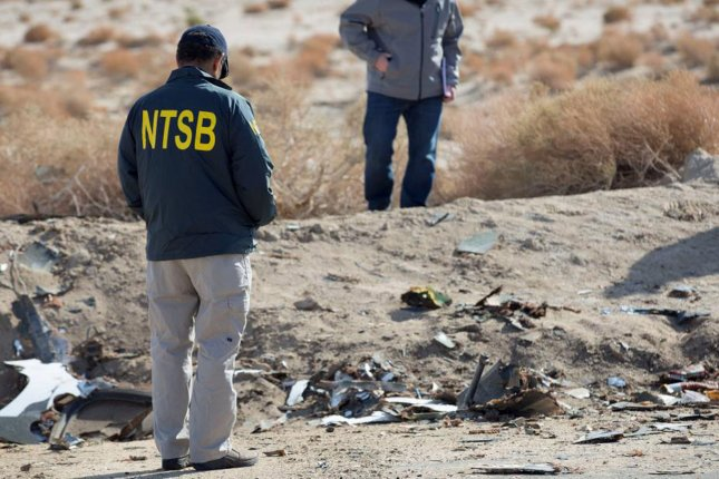 Three of the crashes involved small planes and one a helicopter, authorities said. File Photo courtesy NTSB/UPI