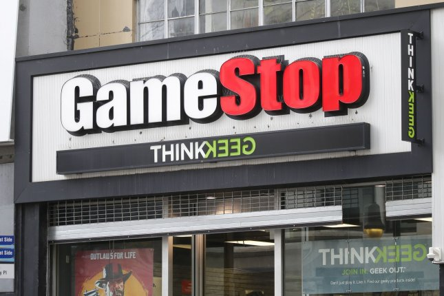 Streaming service Discovery+ has announced a new documentary special about GameStop's stock price rise. File Photo by John Angelillo/UPI