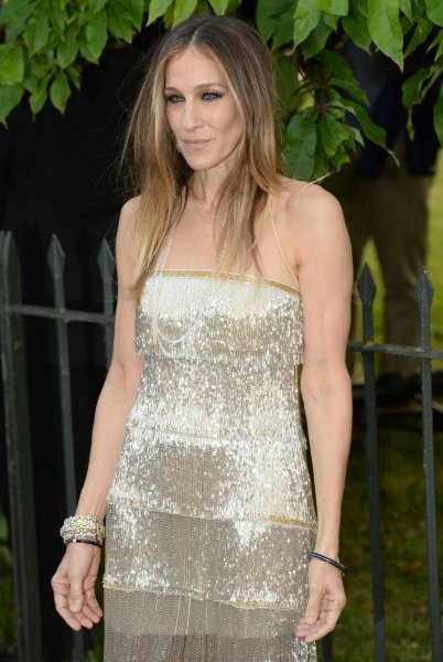 American actress Sarah Jessica Parker attends the Serpentine Gallery Summer Party at the Serpentine Gallery in London on June 26, 2013. UPI/ Rune Hellestad