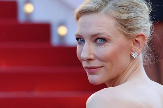 Actress Cate Blanchett has reportedly signed on to play TV legend Lucille Ball in an upcoming film from Sony's Escape Artists, The Wrap reported Wednesday. File Photo by David Silpa/UPI..