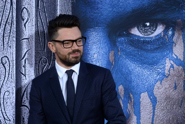 Cast member Dominic Cooper attends the premiere of the fantasy motion picture Warcraft in Los Angeles on June 6, 2016. Cooper can be seen in Season 2 of Preacher, starting June 25. File Photo by Jim Ruymen/UPI
