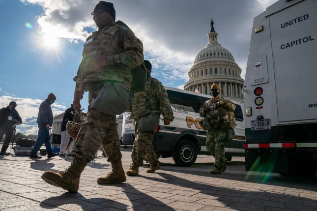 A United Nations report on Monday condemned the violence at the U.S. Capitol and called for renewed respect for democracy and the rights of law. Photo by Ken Cedeno/UPI