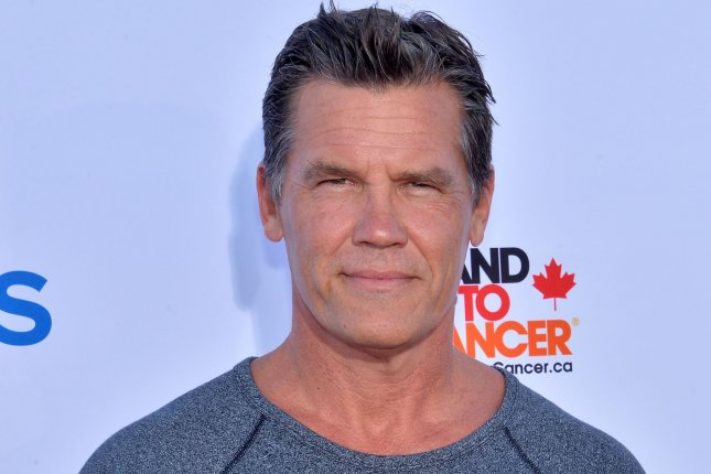 Josh Brolin is set to reunite with his Goonies co-stars for a charity event on Dec. 5. File Photo by Jim Ruymen/UPI