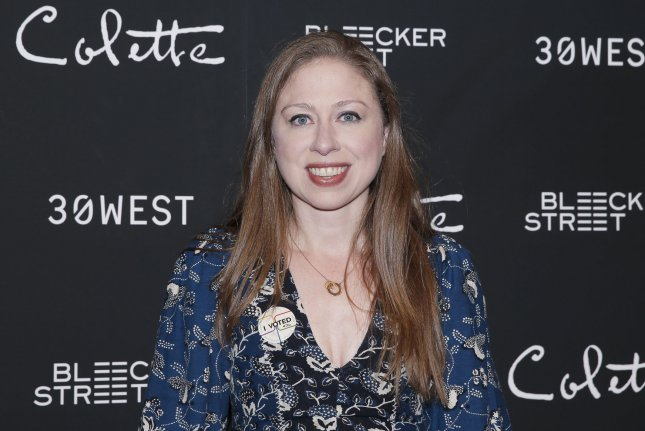 Chelsea Clinton, the daughter of president Bill Clinton and former Secretary of State Hillary Clinton, will launch In Fact with Chelsea Clinton, a new podcast focusing on public health. File Photo by John Angelillo/UPI