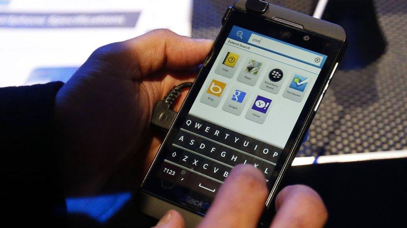 BlackBerry delays BBM apps for iOS, Android - UPI com