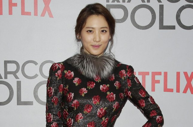Claudia Kim will play Voldemort's beloved snake in Fantastic Beasts: The Crimes of Grindelwald. File Photo by John Angelillo/UPI